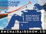 Aerobility to host the International Armchair Airshow, 20th June, 14:00 – 18:00